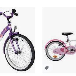 Acheter un Velo pour fille de 6 ans